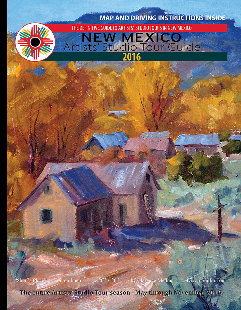 New Mexico Artists' Studio Tour Guide